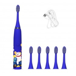 Электрическая зубная щетка...